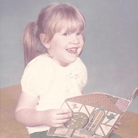 Susan age 4